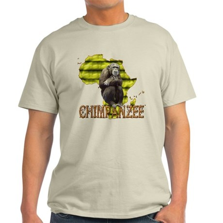 Africa Chimp Light T-Shirt