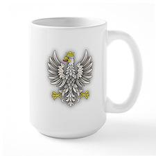 White Eagle Shadow Mug