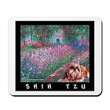 Shih Tzu Fine Art Rascal Mousepad
