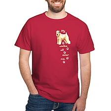 Wheaten Walks T-Shirt