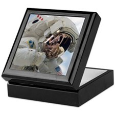 Astronaut Space Walk Keepsake Box