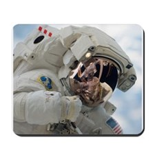 Astronaut Space Walk Mousepad