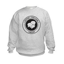 Support Linguist Sweatshirt