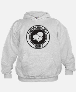 Support Linguist Hoodie