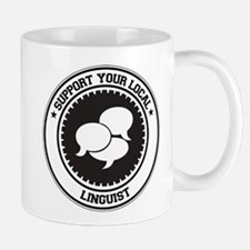 Support Linguist Mug