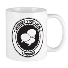 Support Linguist Mug