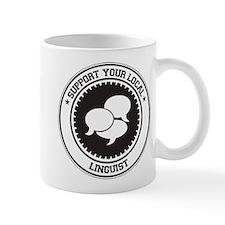 Support Linguist Small Mug