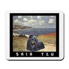 Shih Tzu Fine Art Gina Mousepad