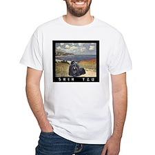 Shih Tzu Fine Art Gina Shirt