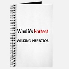 World's Hottest Welding Inspector Journal