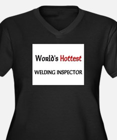 World's Hottest Welding Inspector Women's Plus Siz