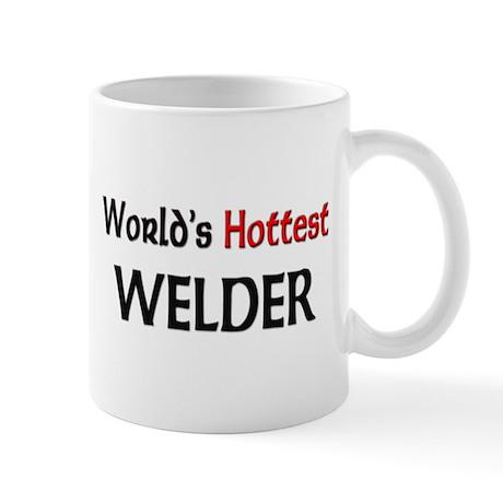 World's Hottest Welder Mug