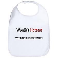 World's Hottest Wedding Photographer Bib