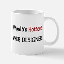 World's Hottest Web Designer Mug