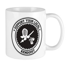 Support Kendoist Mug