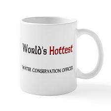 World's Hottest Water Conservation Officer Mug