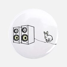 "speaker bunny 3.5"" Button"