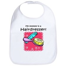 Hairdresser Mommy Bib