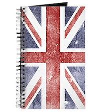 BRITISH UNION JACK (Old) Journal