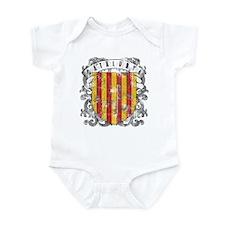 Catalonia Infant Bodysuit