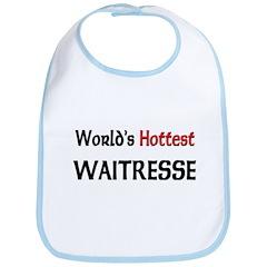 World's Hottest Waitresse Bib