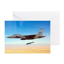 F-15 Strike Eagle Greeting Cards (Pk of 10)