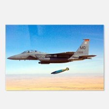 F-15 Strike Eagle Postcards (Package of 8)