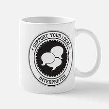 Support Interpreter Mug