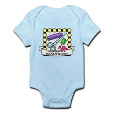 Beautician Mommy Infant Bodysuit