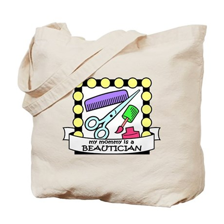 Beautician Mommy Tote Bag