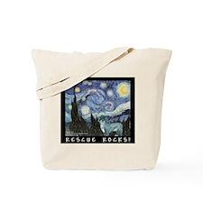 Rescue Rocks Tote Bag