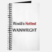 World's Hottest Wainwright Journal