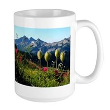 Cascade Mountains Mug