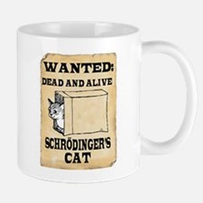 Schroedinger's Cat Small Small Mug