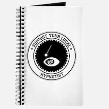 Support Hypnotist Journal