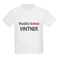 World's Hottest Vintner T-Shirt