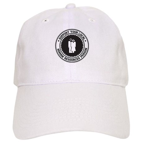 Support Human Resources Person Cap