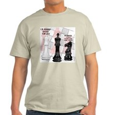 Funny Chess Men T-Shirt
