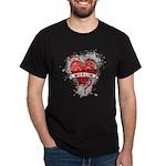 Heart Muslim Dark T-Shirt
