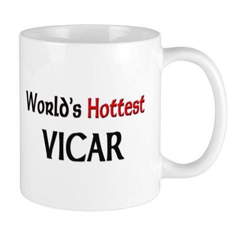 World's Hottest Vicar Mug