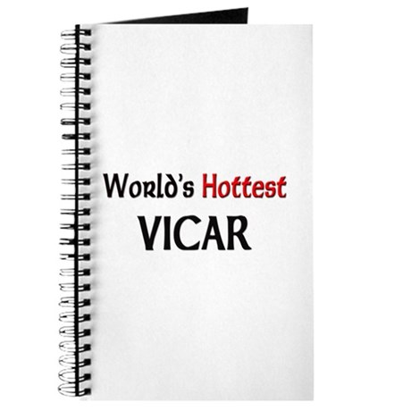 World's Hottest Vicar Journal