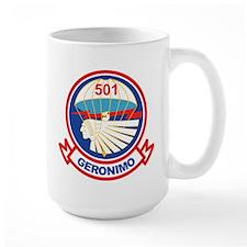 501st Airborne (Geronimo) 2 Mug