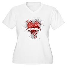 Heart Allah T-Shirt