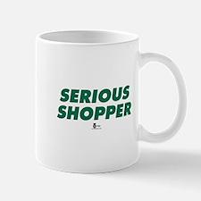 Serious Shopper Mug