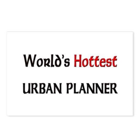 World's Hottest Urban Planner Postcards (Package o
