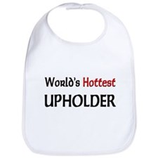 World's Hottest Upholder Bib