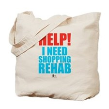 Help! I need shopping rehab Tote Bag