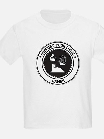 Support Gamer T-Shirt