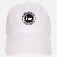 Support Funeral Director Baseball Baseball Cap