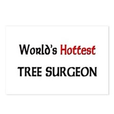 World's Hottest Tree Surgeon Postcards (Package of